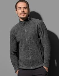 Melange Fleece Jacket