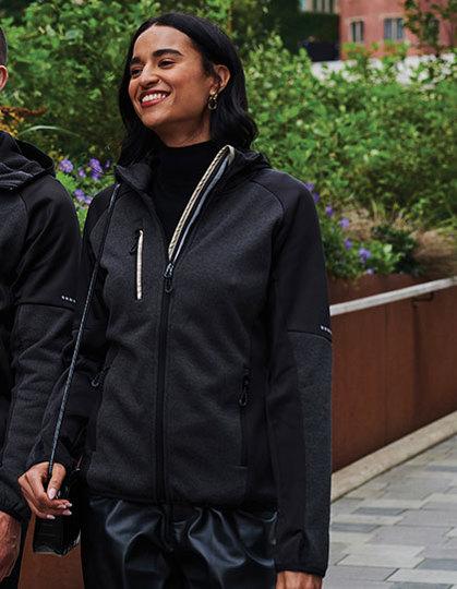 X-Pro Womens Coldspring II Hybrid Fleece Jacket
